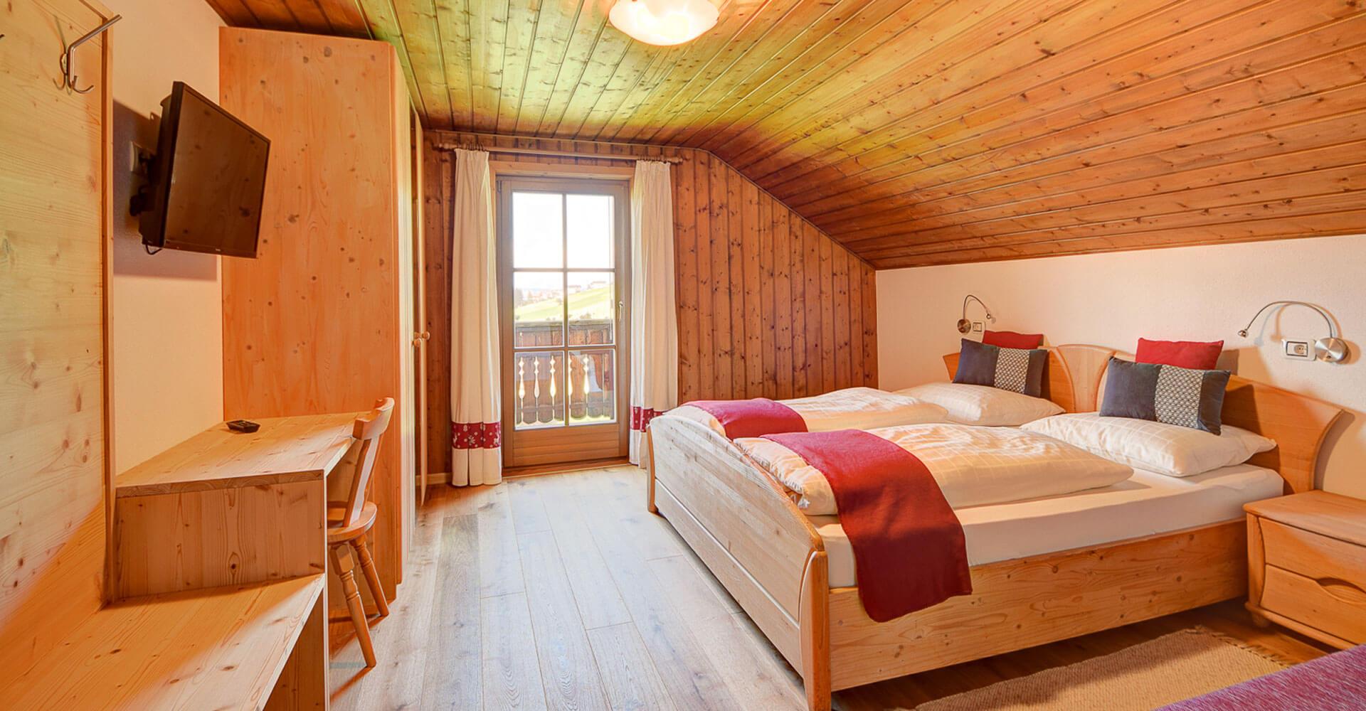 Ferienwohnung in Tereten - Pustertal / Südtirol