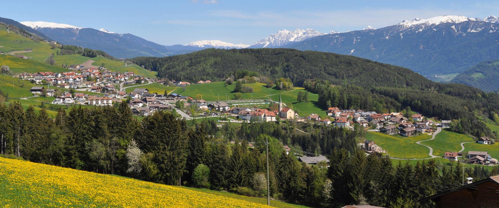 La Val Pusteria – Dove madre natura va in villeggiatura