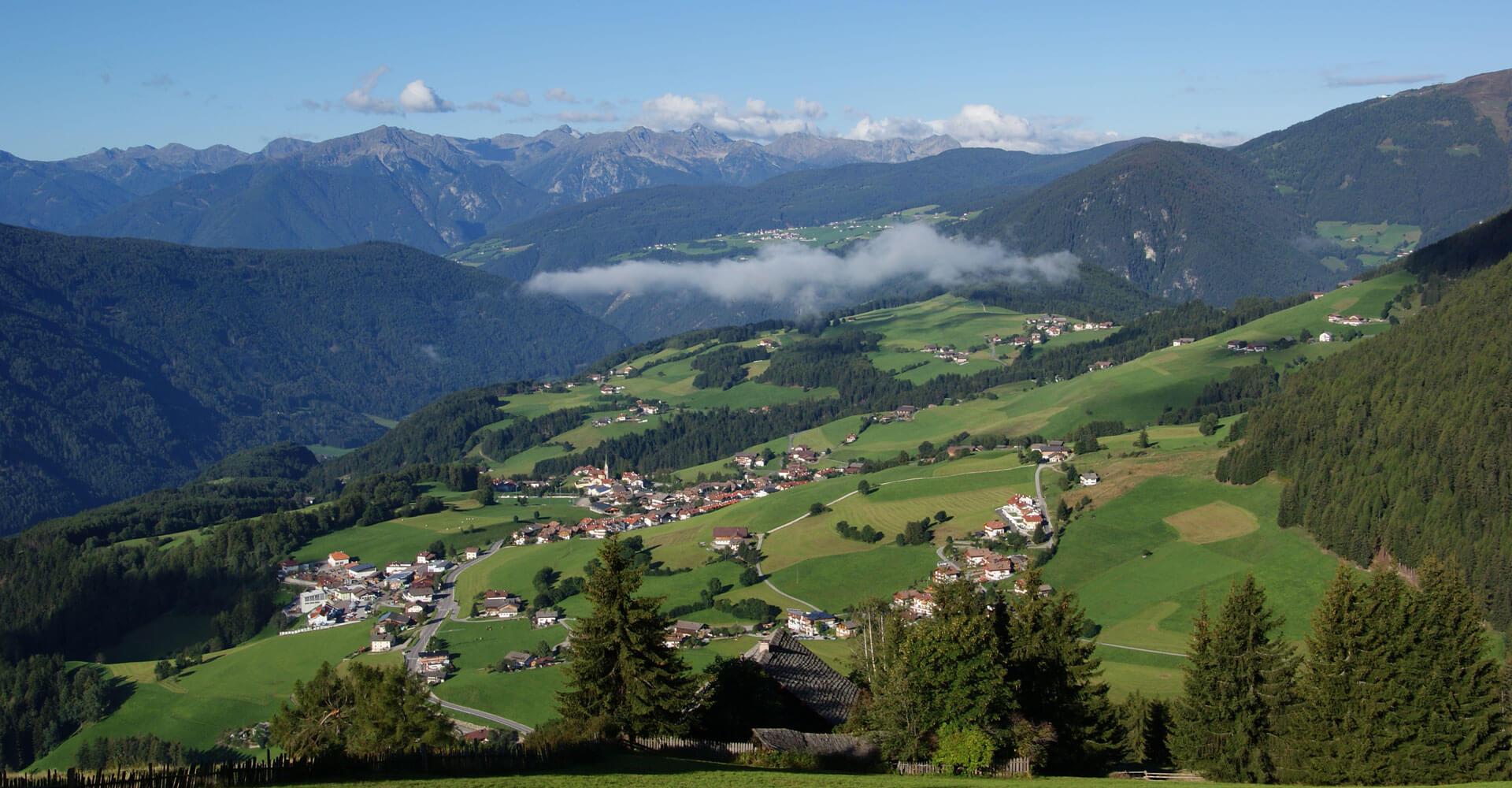 Urlaub in Terenten / Pustertal - Südtirol