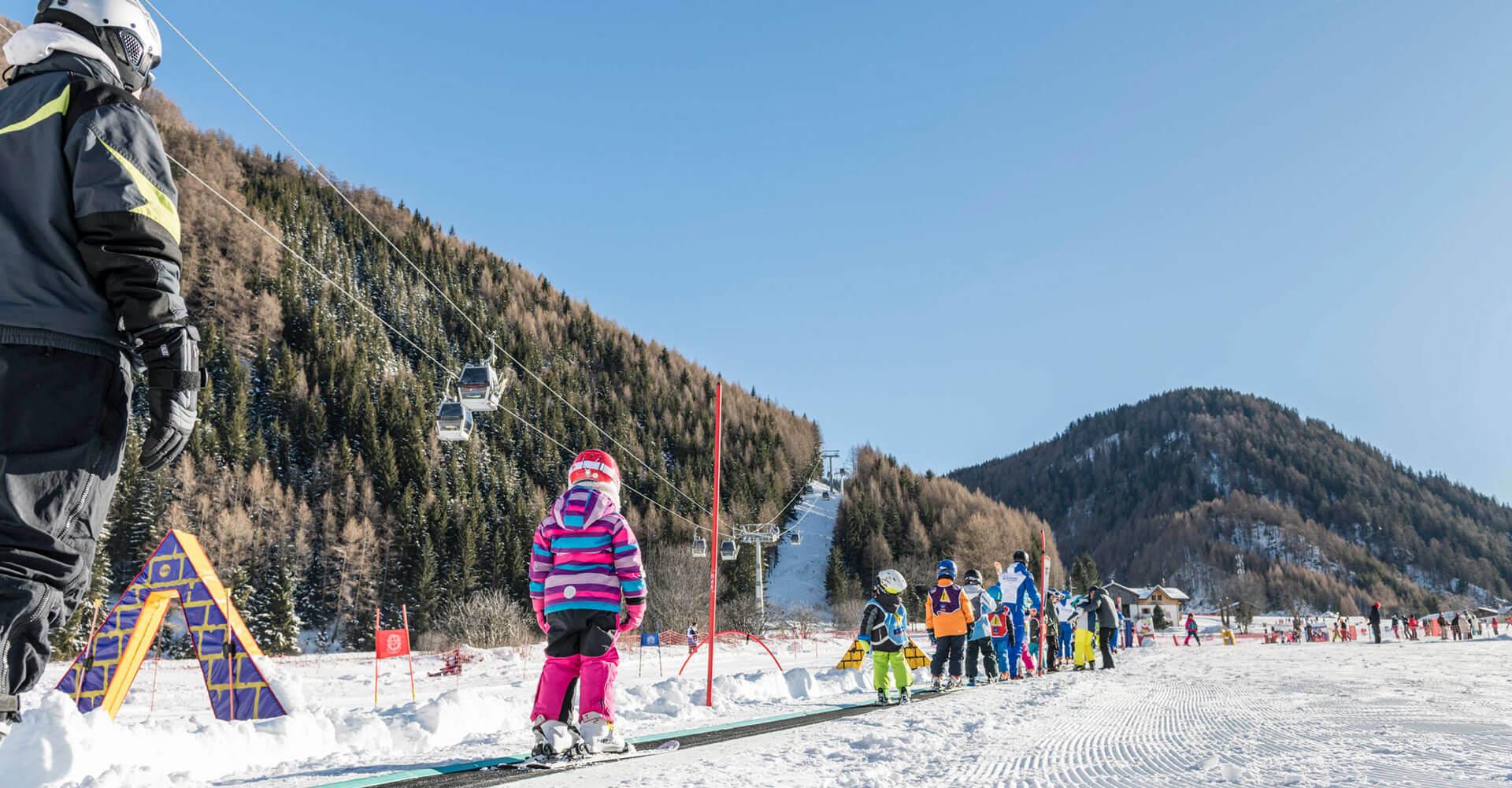 Winterurlaub Pustertal Südtirol